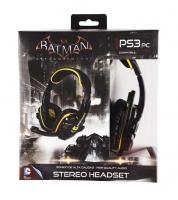 Auricular PS3, PC - Batman Arkham