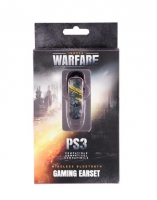 Auricular Bluetooth PS3 - Indeca Warfare