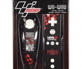 Wii Controllers - Moto GP