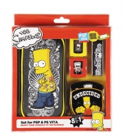 Kit para PSP - The Simpsons