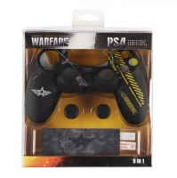 Kit para PS4 - Indeca Warfare