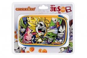 Bolsa de transporte 3DS - Calaveritas