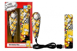 Pack de mandos Wii - The Simpsons