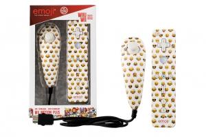 Pack de mandos para Wii de Emoji
