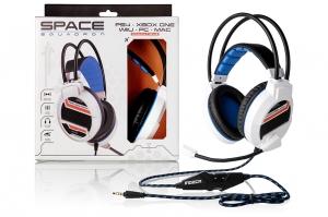Auricular PS4 - multiplataforma Space Squadron