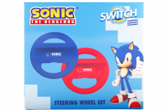Volantes Switch Sonic