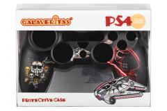 Carcasa Mando PS4 Calaveritas