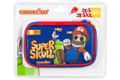 Bolsa 3DS XL - 2DS XL Calaveritas