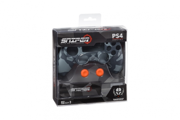 Kit PS4 - SNIPER