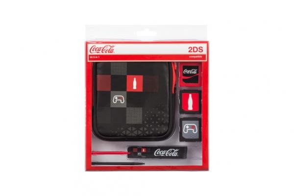 Kit 2DS Coca-Cola