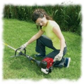 Venta y reparación de maquinaria de jardinería, agrícola y forestal