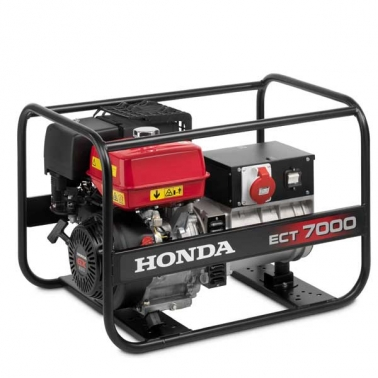 Generador trifásico Honda ECT7000