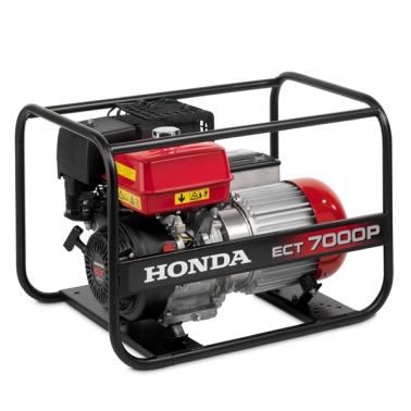 Generador trifásico Honda ECT7000P