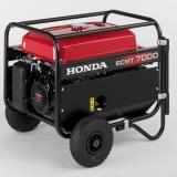 Generador trifásico Honda ECMT7000