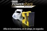 Sistema de afilado PowerSharp