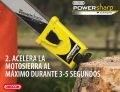 "Barra Oregon PowerSharp14"" A041"