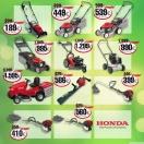 Promociones primavera-verano Honda!!!