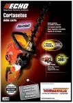 Nuevo cortasetos Echo HC-1501