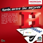 Honda en Interbrands