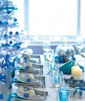 Decoración e Imaginación - Cómo decorar la mesa de Navidad estas fiestas 2014 - 2015