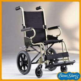 silla de ruedas ligera y estrecha para viajar