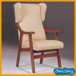 silla de ortopedia geriátrica para enfermos y residencia orejero