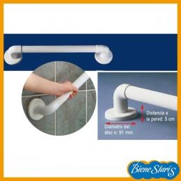 barra para baño asidero discapacitados
