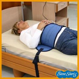 Cinturon de sujección para cama