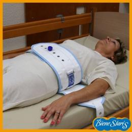 Cinturón de sujección con imán para cama