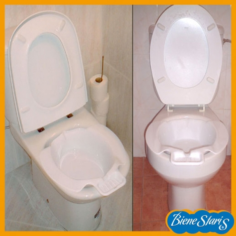 Ortopedia salud dependencia tercera edad for Desague bidet