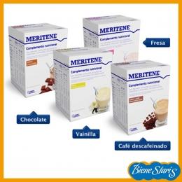 Alimentación para adultos, Meritene Nestlé