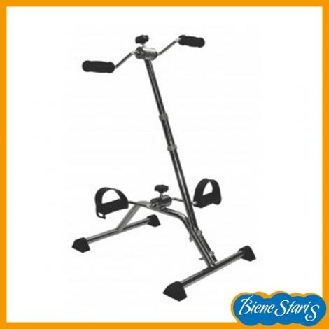 Pedaleador ejercitador de brazos y piernas