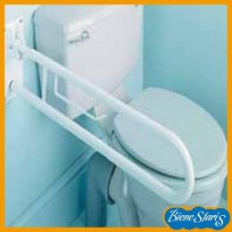 barra para baño abatible asidero minusválidos
