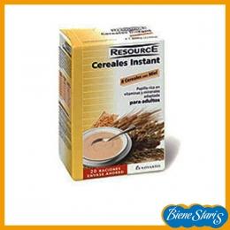 Papilla de cereales con cacao