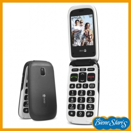 Teléfono móvil plegable Doro 612gsm
