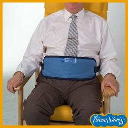 Cinturón de sujección para silla de ruedas