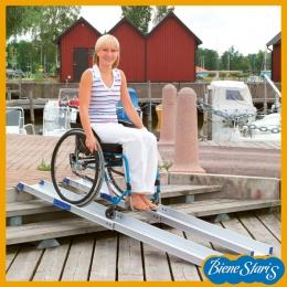 rampas minusválidos, rampa para silla de ruedas