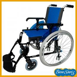 silla de ruedas pasos estrechos y calle