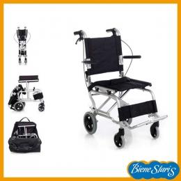 silla de ruedas estrecha para traslado, transferencias