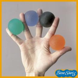 pelota gel rehabilitación