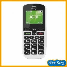 Teléfono móvil teclas y pantalla grande