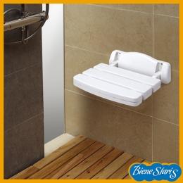 silla para baño y ducha de minusválidos, asiento abatible discapacitados, prim
