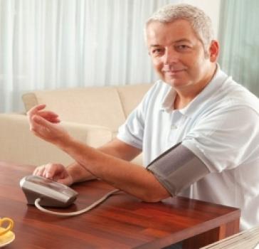 Control de la salud y aplicación de terapias en casa