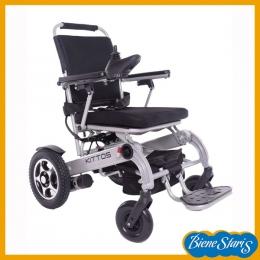silla de ruedas eléctrica ligera plegable para coche Santander Torrelavega Cantabria