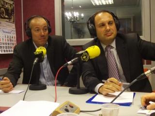 Entrevista en Radio Libertad 107.0 FM