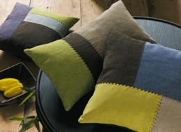 Papeles pintados y telas para tapizados