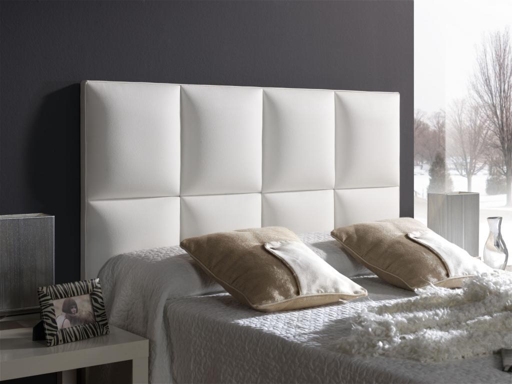 Cabeceros de cama tapizados best fabricacin y tapizado de - Cabeceros cama tela ...