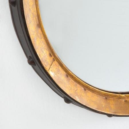 Espejo ojo de buey rustika decoraci n madrid for Espejo ojo de buey