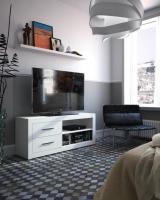MUEBLE TV CON 2 CAJ.