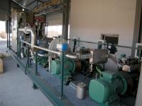 Cogeneración por gasificación de biomasa en una industria de secado de semillas